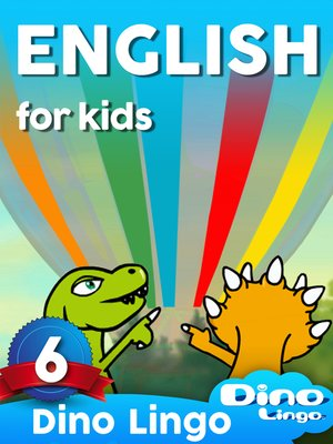 cover image of English for Kids, Lesson 6